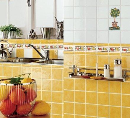 Obklady- ideální materiál pro kuchyně a koupelny